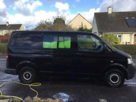 Vw t5 2.5 174bhp campervan open to offers spares or repairs