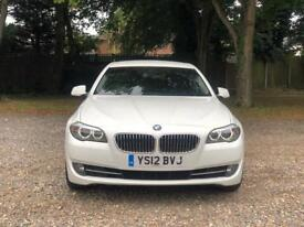BMW 5 Series 2.0 520d BluePerformance SE 4dr Luxary Model Pro Media Pack Full BMW Service History