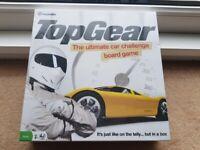 Brand new TopGear family board game