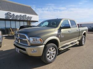 2014 RAM 3500 Longhorn 4X4 LEATHER SEATS! SUNROOF!  NAVIGATION!
