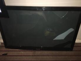 """Panasonic 50"""" plasma tv spares and repairs"""