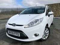 2010 59 FORD FIESTA ZETEC 1.25 - *APRIL 2019 M.O.T* - ECONOMICAL, GOOD EXAMPLE!