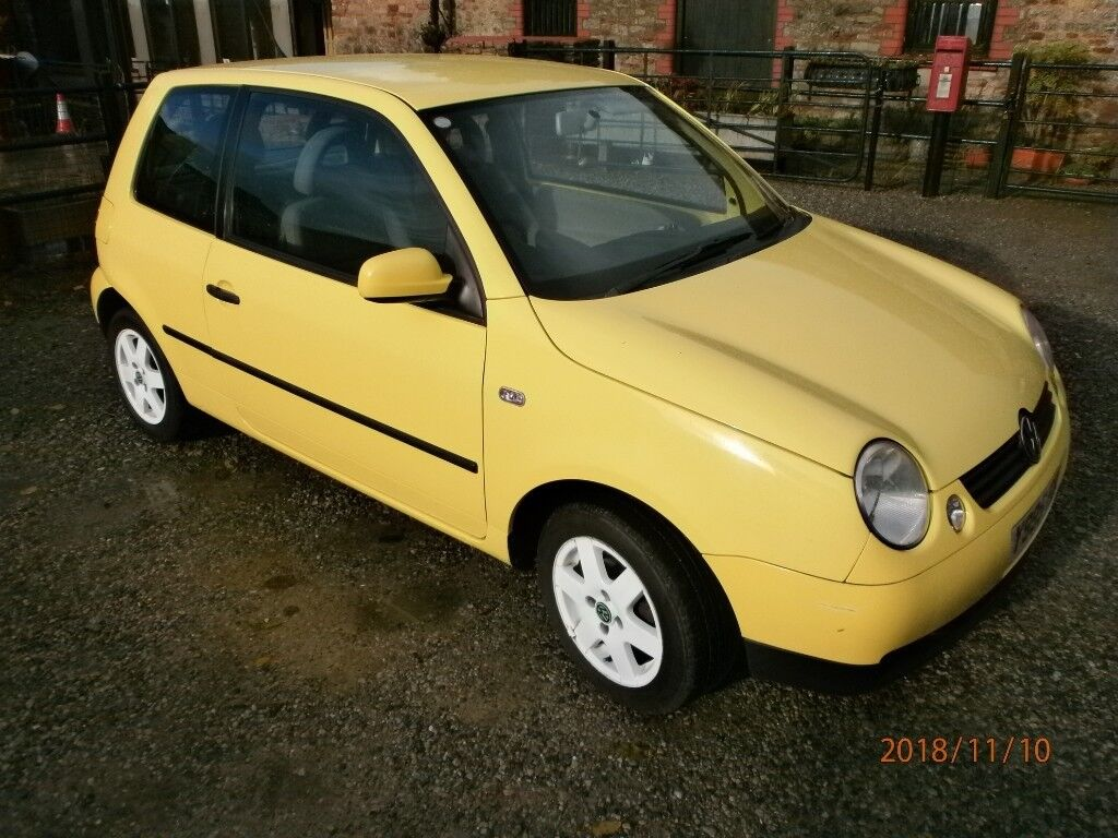 VW Lupo 1.0 Clean and tidy