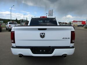 2015 Ram 1500 CREW CAB SPORT 4x4 LEATHER / SUNROOF / CAMERA Edmonton Edmonton Area image 6