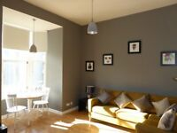 Extremely spacious beautiful one bedroom executive second floor apartment