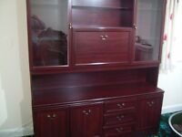 Living Room Display Cabinet/Sideboard