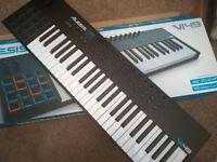 Alesis Vi49 MIDI keyboard