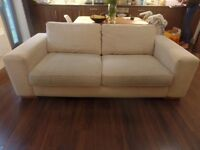 ***FREE 3 SEATER SOFA! VERY COMFY £800 NEW***