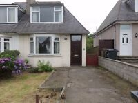 For Lease, fully-furnished three bedroom HMO Semi-detached House, Donbank Terrace, Aberdeen.