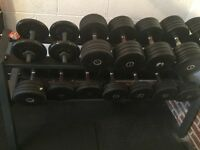 Heavy Duty Dumbell Weight Rack.