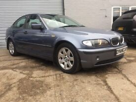 BMW 320i Automatic 4 Door Petrol
