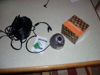 CCTV secueity camera