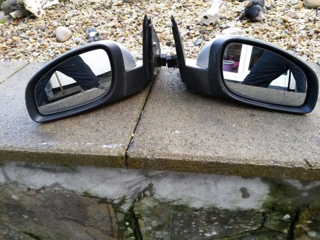 Wing mirrors vectra c