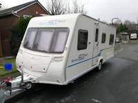2010 Bailey Ranger GT 60 520-4 4 berth caravan