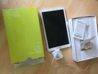 Samsung Galaxy Tab E in excellent condition