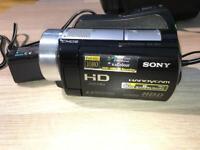 Sony Handycam recorder and camera 40GB 1080 HD