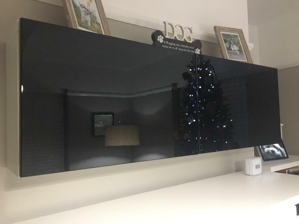 Ikea Besta Furniture Dvd Storage And Doors In Wirral Merseyside Gumtree