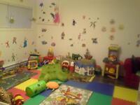 places disponible en garderie