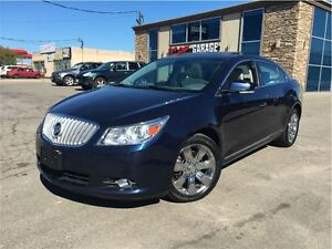 2012 Buick LaCrosse Convenience Group LEATHER MOONROOF BACK UP C