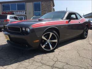 2014 Dodge Challenger R/T | SPORT HOOD | LEATHER| SUNROOF
