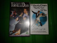 VHS Video torvill and dean