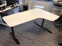 IKEA Bekant / Office Desk/ white Desk/ Office Table