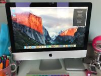 iMac 21.5 Late 2013 Model i5 8GB Memory 1TB Storage (immaculate Condition)
