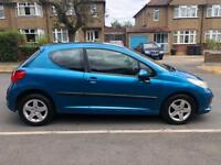 Peugeot 207 1.4 long MOT,excellent runner,64k