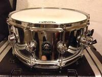 Natal steel snare 14x6.5