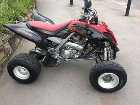 YAMAHA,YFM ,RAPTOR,700,SPECIAL EDITION,MINT SHOWROOM CONDTION
