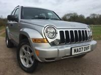 Jeep Cherokee 2.8 TD Limited CRD (SAT NAV)