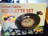 Deluxe Roulette set