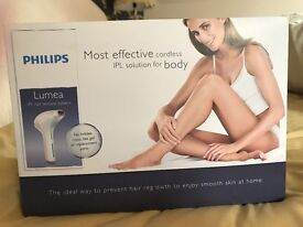 Phillips Lumea IPL Hair Removal System