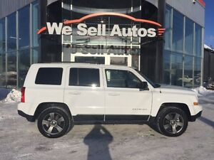 2015 Jeep Patriot High Altitude 4x4 *LTHR *SUNROOF *CLEAN HIS *L