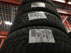 225/60/17 Goodyear Ultra Grip Ice WRT *Winter Tires*