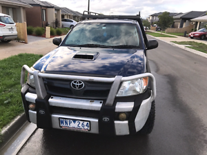 Toyota hillux Macleod Banyule Area Preview