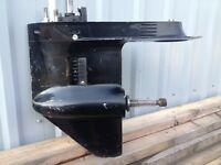 bottom end motor
