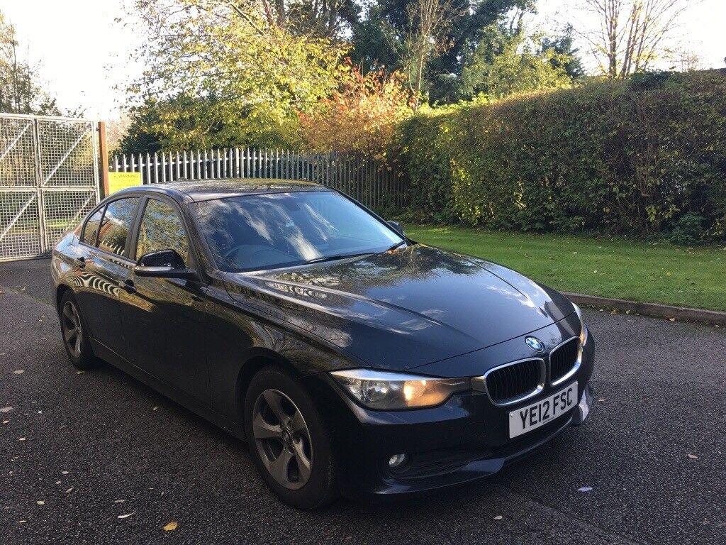 2012 BMW 320D MANUAL 152K FULL BMW HISTORY £20 TAX