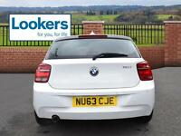 BMW 1 Series 116I SE (white) 2013-09-26