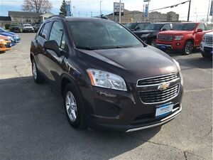 2014 Chevrolet Trax 1LT One Owner  FWD Alloys  Cloth Kingston Kingston Area image 7