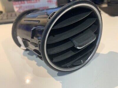 PORSCHE BOXSTER 987 DASHBOARD SILVER AND BLACK AIR VENT. - FJ08 HFX