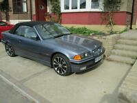 BMW 2.8i Convertible