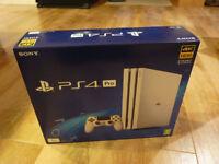 Sony Playstation 4 Pro (Ps4 Pro) - Glacier White - 1TB HDD *BRAND NEW SEALED*