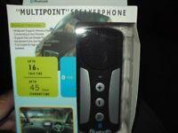 multipoint speakerphone,bluetooth,new,boxed,16hrs talktime,upto 45 days standby time.