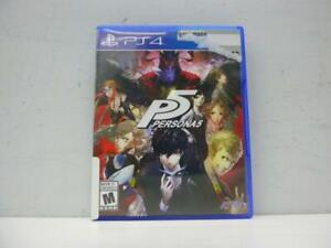 Persona 5 for PS4 - We Buy and Sell PS4 at Cash Pawn - 4000 - AL49405