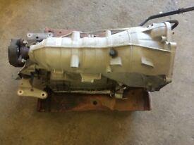 BMW 335i 7 speed auto gearbox 2010