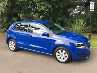 2012 62 Volkswagen Polo 1.2 TDI Match 5 Door