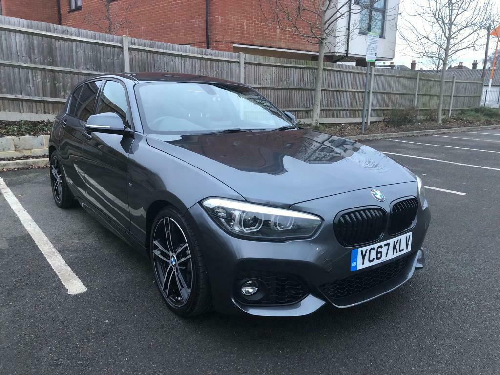 Bmw 1 Series 118i 1 5 M Sport Shadow Edition Step Auto S S 5 Dr In Crawley West Sussex Gumtree