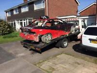 Scrap cars recovery