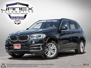 2015 BMW X5 xDrive35i ACCIDENT FREE | ONE OWNER | LOW MILEAGE...